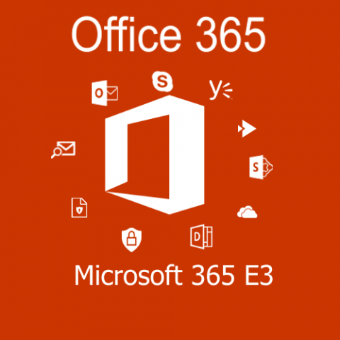 Bán Code Kích hoạt Microsoft Office 365 Enterprise E3 1 year 5 user