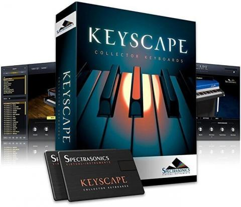 Bán License Spectrasonics KeyScape V2 | Full Product