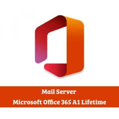 Mail Microsoft Office 365 A1 10.000 mail trọn đời
