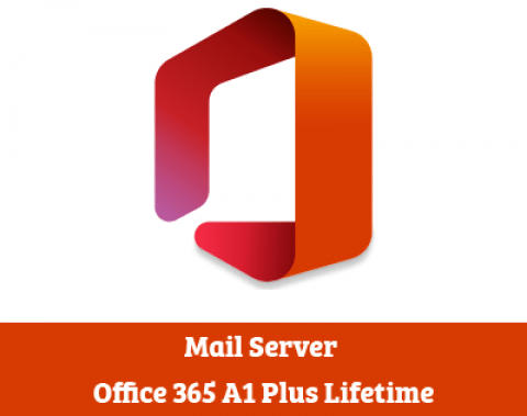 Mail Microsoft Office 365 A1 Plus Lifetime