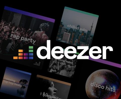 Bán tài khoản Deezer Premium 1 năm