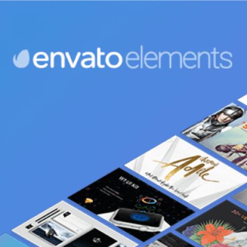 Bán tài khoản Element Envato 1 năm