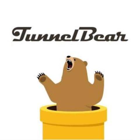 Tài khoản Tunnelbear VPN