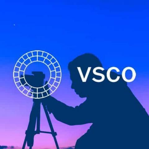Tài khoản VSCO