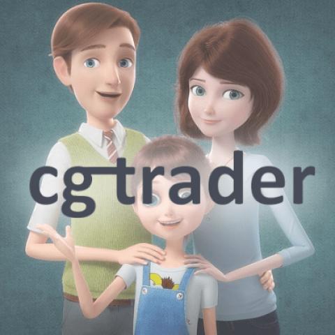 Dịch vụ mua Cgtrader bản quyền giá rẻ