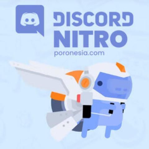 Discord Nitro 3 tháng