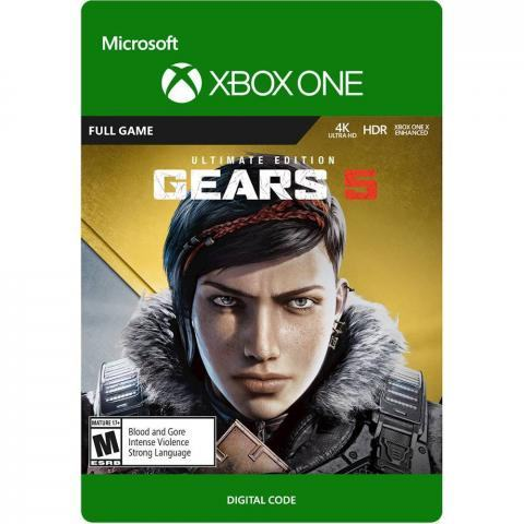 GEARS 5 – ULTIMATE EDITION – WITH MULTIPLAYER