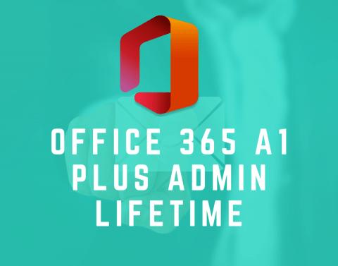 Mail Microsoft Office 365 A1 Plus Lifetime