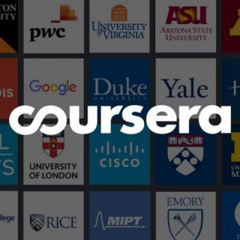 Miễn phí khoá học online của Coursera tới cuối năm