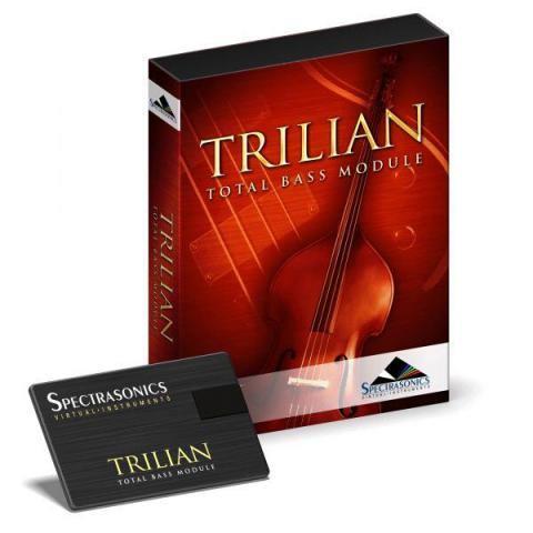 Spectrasonics Trilian License