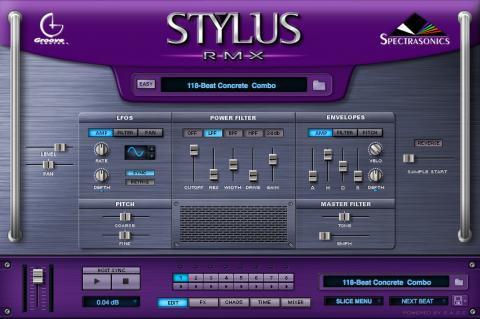 Spectrasonics – Stylus RMX License - Full Product